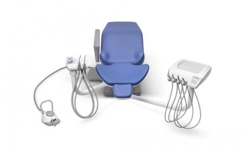 equipo dental ergonómico: Ancar 3250