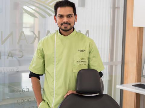 equipos de odontología Matakana Dental