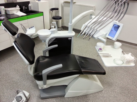 sillón odontológico MikroDent