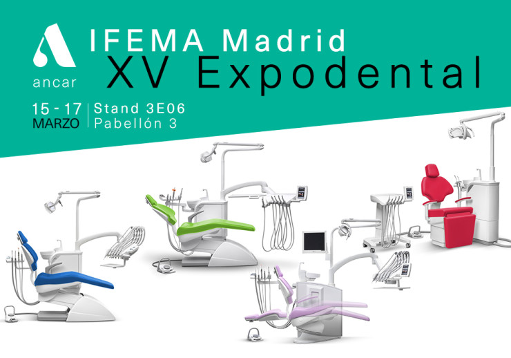 expodental Ancar dental distribuïdores